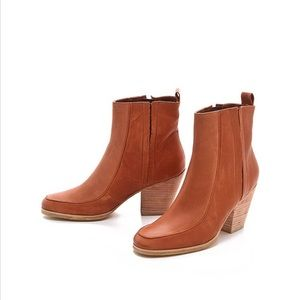 Rachel Comey Brawler Boots in Nouget ✨